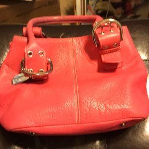 Tignanellon pink purse